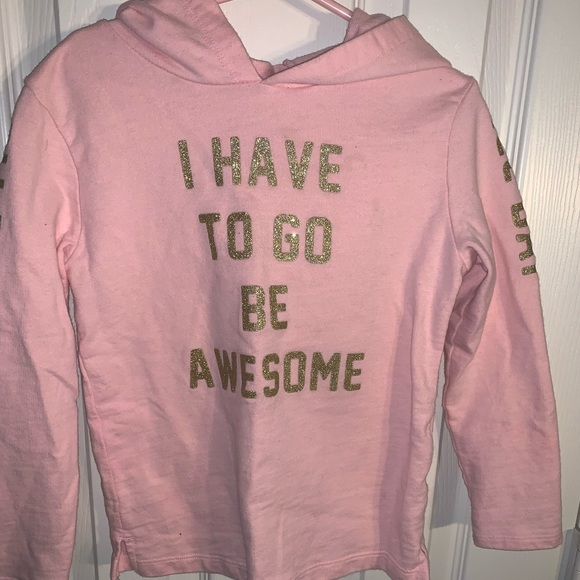 Carter's Other - Super Cute Girls Hoodie Top Size 6/6x